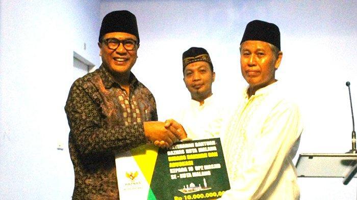 Hari Ke-10 Safari Ramadan di Masjid KH Ahmad Dahlan, Kota Malang