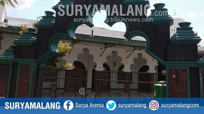 Masjid Rahmat Surabaya Tiadakan Salat Jumat, Salat Tarawih, dan Salat Idul Fitri 1441 H