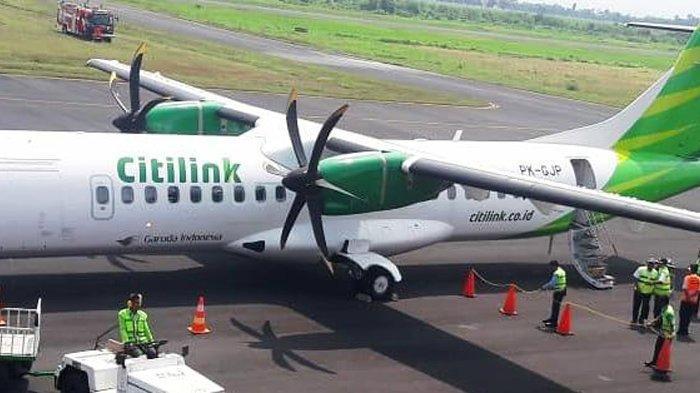 Rute Penerbangan Baru Citilink Surabaya - Purbalingga Mulai 3 Juni 2021, Ini Jadwal dan Harga Tiket