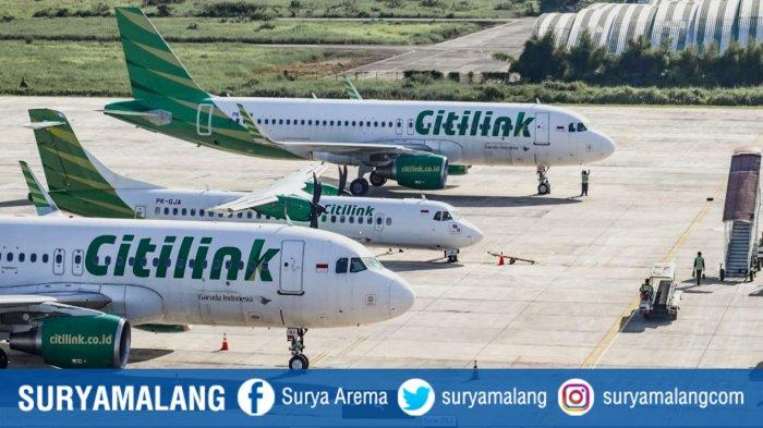 Bandara Banyuwangi Dibuka Kembali Pasca Erupsi Gunung Raung, Baru 6 Penerbangan Citilink