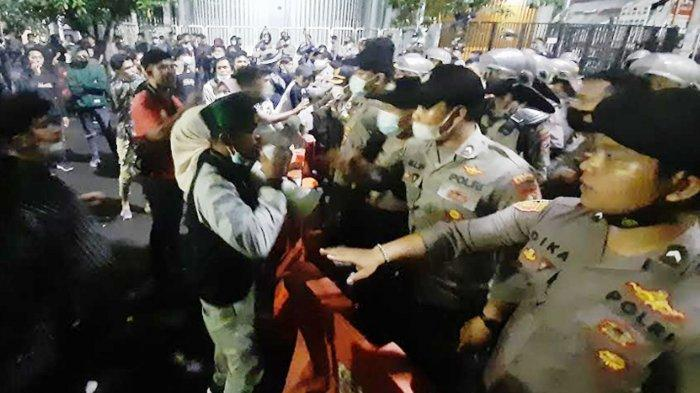 Kongres HMI di Surabaya Mulai Meresahkan Masyarakat, Warga Ingatkan Massa Untuk Lekas Pulang