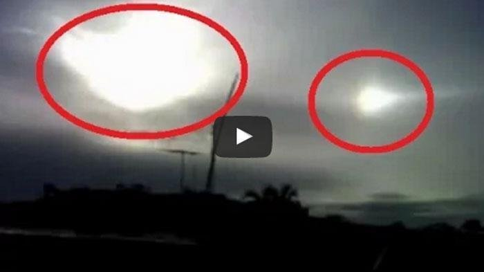 Video Viral Fenomena Matahari Menjadi 4 di Kepulauan Riau Bikin Masyarakat Heboh