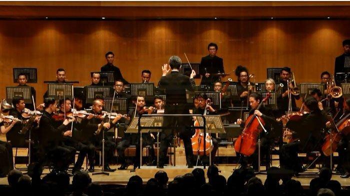 Materi Belajar dari Rumah SMP, SMA/SMK Jumat 1 Mei 2020: Mengenal Jakarta City Philharmonic