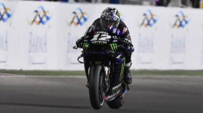 Klasemen Pembalap MotoGP 2021, Valentino Rossi Hanya Kantongi 4 Poin, Maverick Vinales Merajai