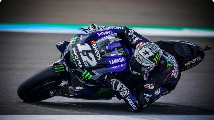 UPDATE Klasemen MotoGP 2019 Setelah Hasil MotoGP Belanda 2019, Vinales Juara, Valentino Rossi Out