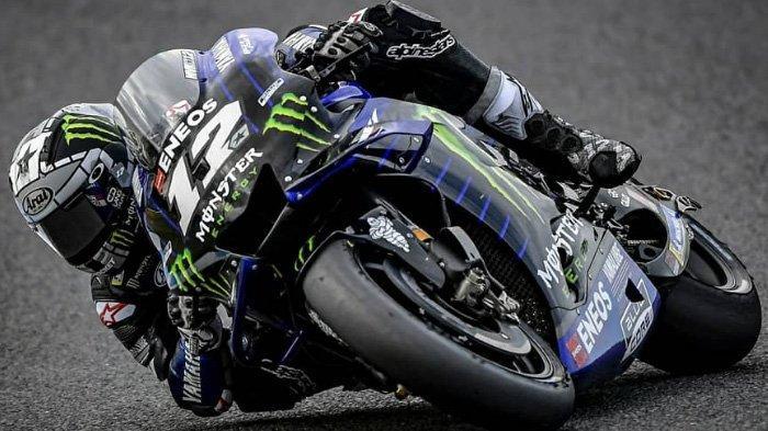 Jadwal MotoGP Australia 2019, Maverick Vinales Tercepat di FP 1, Valentino Rossi Masuk 4 Besar