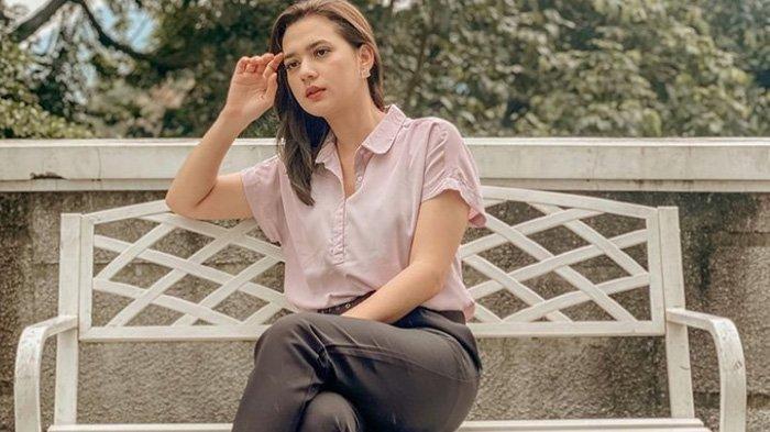 Mayang Yudittia pemeran Michelledi sinetron Ikatan Cinta