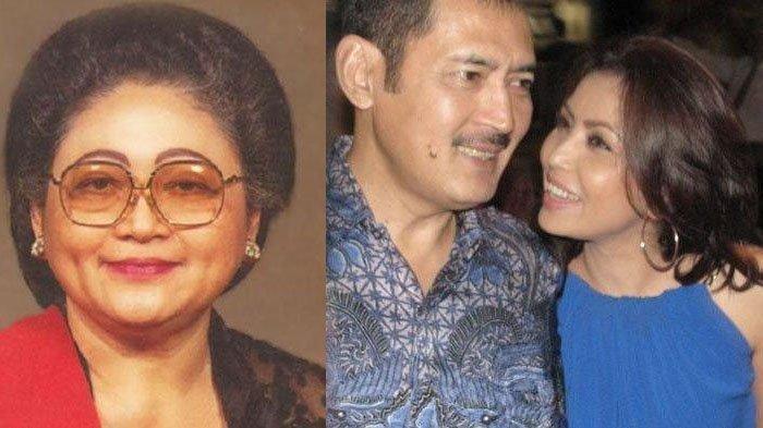 Rekam Jejak Mayangsari Jadi Istri Sah Bambang Trihatmodjo, Rumor Pakai Pelet & Ditolak Ibu Tien