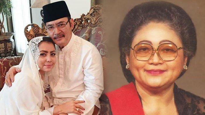 Jadi Bagian Keluarga Cendana, Ternyata Ibu Tien Soeharto Tak Pernah Anggap Mayangsari Sebagai Mantu