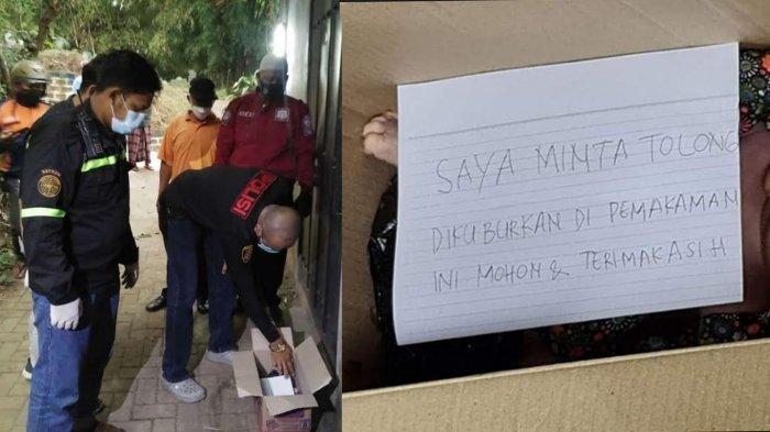 Pengendara Motor Yamaha NMAX Abu-Abu Strip Kuning Malang Diburu, Terkait Mayat Bayi di Bunulrejo
