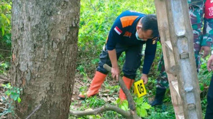 Penemuan Jenazah Mr X Mirip Mumi di Kebun Mangga di Mojoroto Kediri