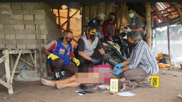 Mayat Perempuan di Tempat Pembuatan Batu Bata Trowulan Mojokerto, Diduga Habis Melayani Pria