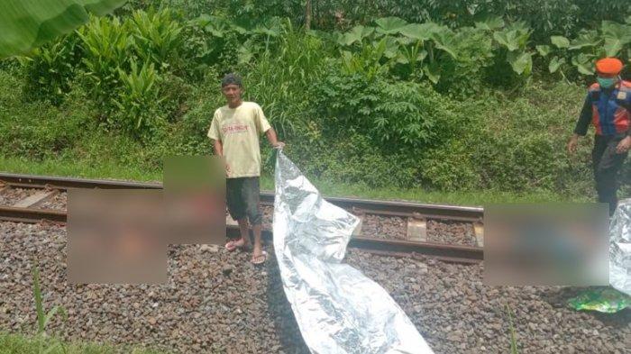 Mayat Pria Tergeletak di Tengah Rel Kereta Api, Ini Dugaan Polisi Polsek Singosari Malang