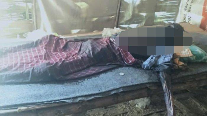 Sosok Mayat Pria Ditemukan Dalam Warung Kosong, Kepalanya Sudah Jadi Tengkorak