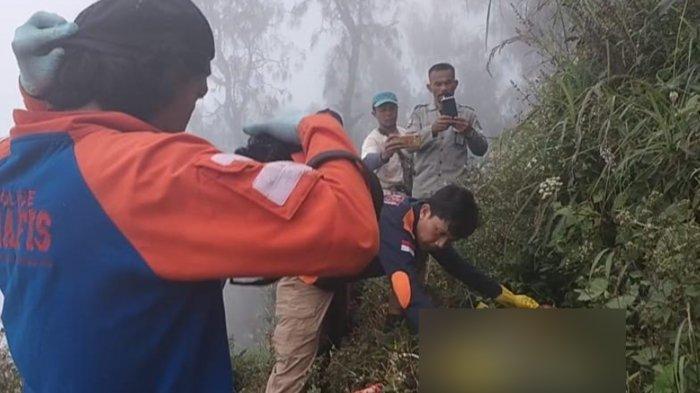 Tulang-Belulang Wanita Tanpa Identitas Ditemukan di Area TNBTS Poncokusomo Malang