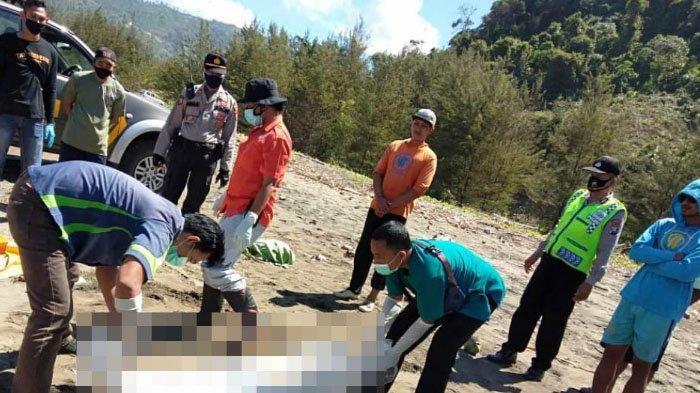Ciri-ciri Mayat Wanita Tanpa Kepala yang Terdampar di Pantai Widodaren, Tulungagung