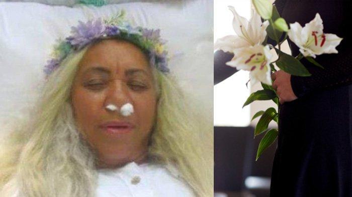 Aksi Wanita Pura-pura Mati Demi Gelar Pemakamannya Sendiri, Terbaring di Peti dan Minta Ditangisi