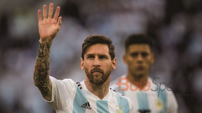 Inter Milan Siapkan Dana Rp 4,5 Triliun untuk Memboyong Lionel Messi dari Barcelona