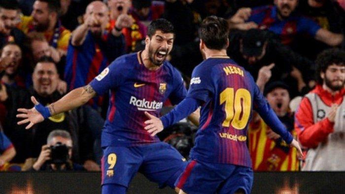 Musim Terburuk Bagi Luis Suarez Bersama Barcelona, Berikut Ini Adalah Catatan Statistiknya