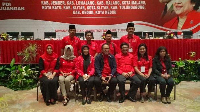 Megawati Pilih Perempuan Bernama Susilowati Jadi Ketua DPC PDI Perjuangan Tulungagung