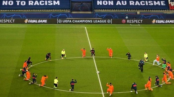 Sempat Dinodai Ulah Wasit yang Rasis, Laga PSG Vs Istanbul Dilanjutkan Kembali, Neymar Jadi Bintang