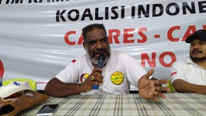 Kepala Suku Skouw Yambe Akan Sumbangkan 10 Hektare Tanah untuk Bangun Istana Negara