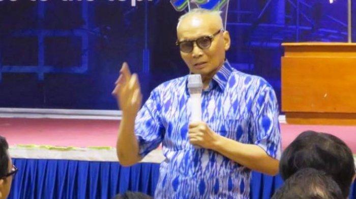 Prof Wardiman Djojonegoro ke Kediri, Sebut Budaya Panji Menjadi Spirit Pemersatu Bangsa
