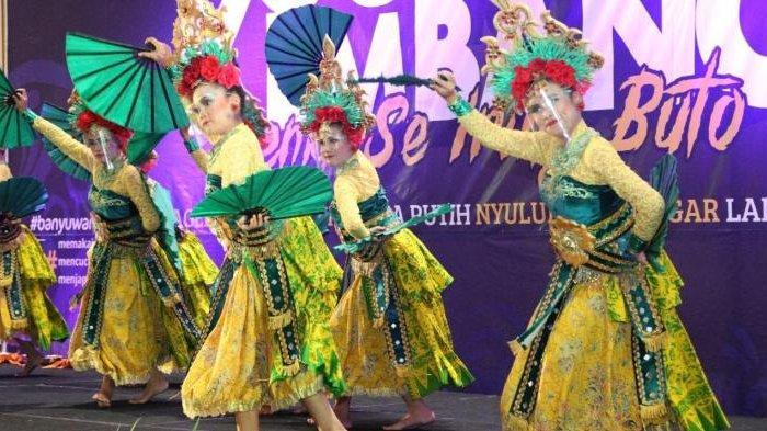 Mengenang Maestro Tari Sumitro Hadi, Pemkab Banyuwangi Gelar Festival Sulur Kembang