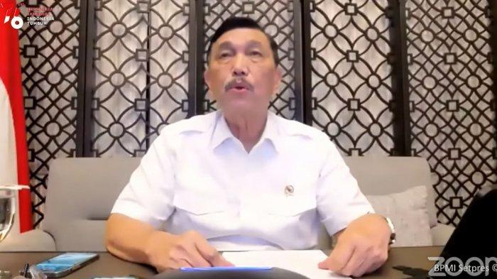 Angka Kematian Covid-19 Malang Raya Tinggi, Menteri Luhut : Jadi Perhatian Khusus Pemerintah
