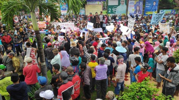 Reaksi Pertamina soal Ribuan Orang Tuban Demo Tolak Pembangunan Kilang Minyak Pertamina Rosneft