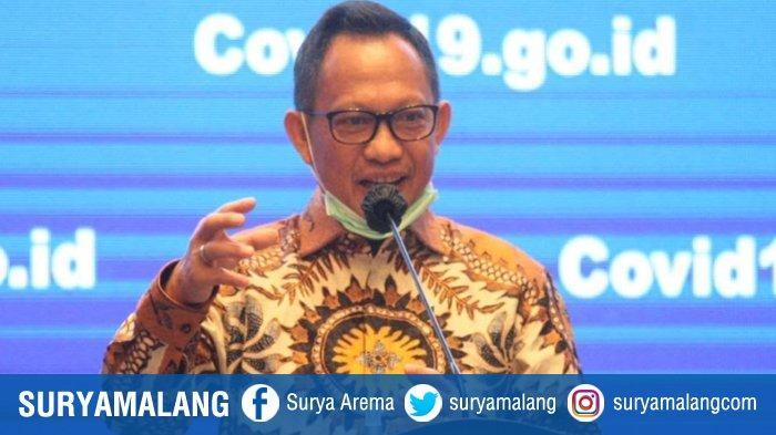 19 Provinsi Ini Ditegur Keras Menteri Tito Karena Tak Segera Cairkan Anggaran Penanganan Covid-19