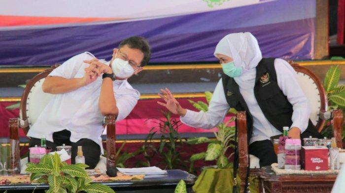 Menkes Akan Drop 30 Ribu Vaksin Covid-19 dan Tenaga Kesehatan ke Bangkalan