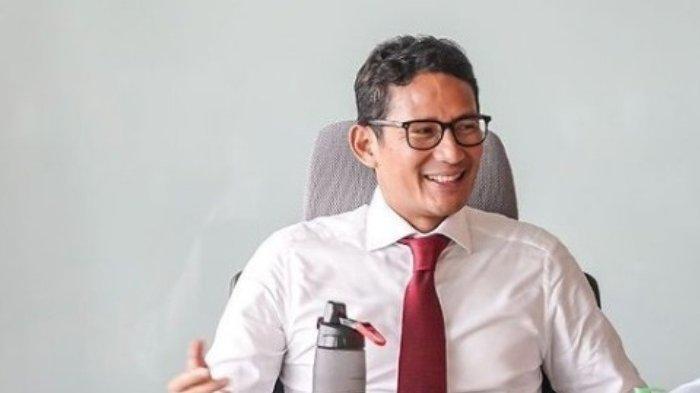 Rakor Dengan Polri, Menparekraf Sandiaga Uno Harap Ekonomi Kreatif dan Pariwisata Indonesia Bangkit