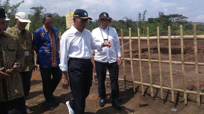 Kemendikbud akan Anggarkan Dana untuk Rekontruksi Situs Sekaran
