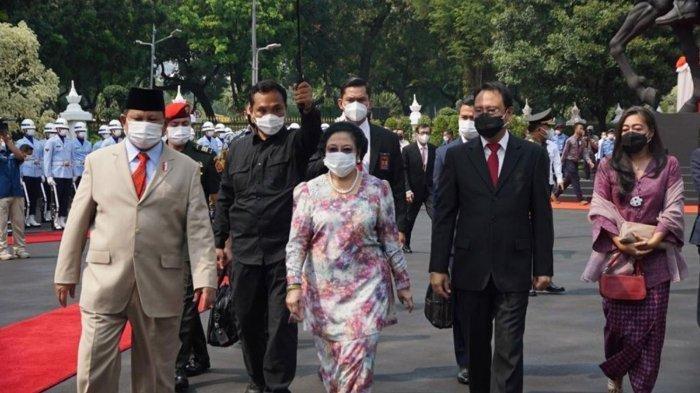 Prabowo dan Megawati Akrab Merajut Kedekatan Jelang Pilpres 2024, Akankah Muncul Duet Prabowo-Puan?