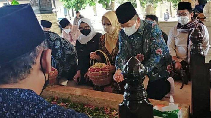Wali Kota Blitar Santoso Usulkan Pembangunan Museum PETA Supriyadi ke Menteri Suharso Manoarfa