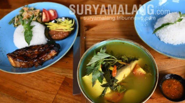 Sensasi Menu Baru di Warung Pak Umar (WPU) Surabaya, Ada Sup Ikan dan Ikan Bakar