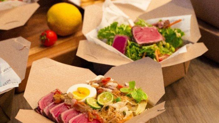 The Westin SurabayaLuncurkan Program Drive thru-Eat Well to Go, Pembeli Bisa Pesan Menu di Mobil