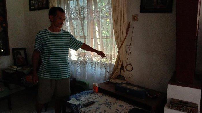 Menyaru Jadi Ojek Online di Kota Malang, Maling Satroni Rumah Warga, Embat TV LED 32 Inch