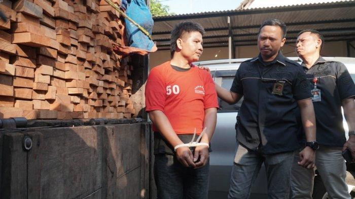 Inilah Identitas Komplotan Perampokan Kayu Seharga Rp 200 Juta di Tol Romokalisari, Surabaya
