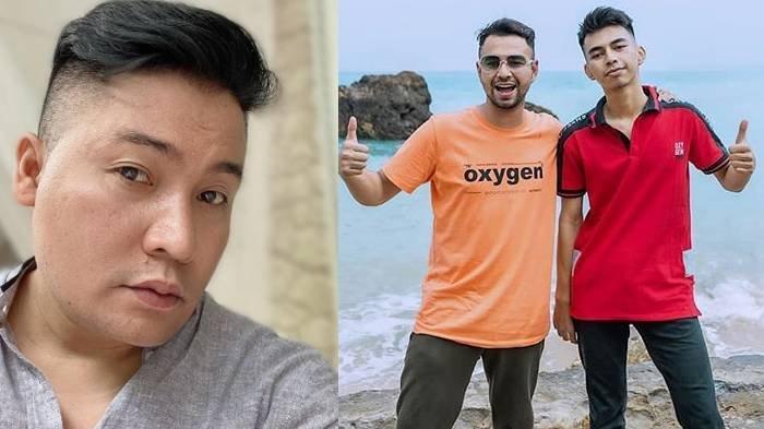 Merry, asisten Raffi Ahmad dan Dimas Ramadhan