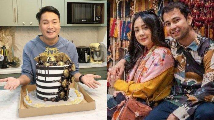 Aksi Girang Merry Saat Dapat Kado Ulang Tahun Berlian dari Raffi Ahmad, Harganya Capai Ratusan Juta