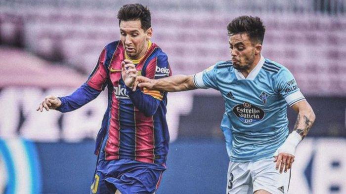 Barcelona Kalah dari Celta Vigo di Camp Nou, Dipastikan Tak Bisa Jadi Juara Liga Spanyol Musim Ini