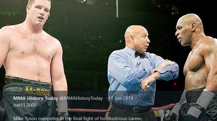 Kevin McBride, Petinju yang Jadi Lawan Terakhir dan Bikin Mike Tyson Frustasi