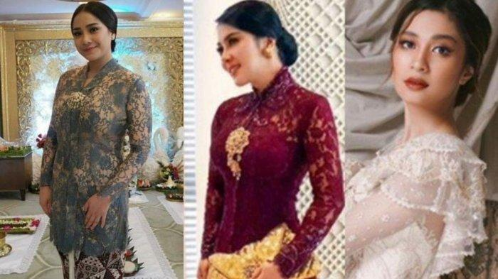 Adu Gaya Nagita Slavina Pakai Kebaya Vs Seleb Lain di Hari Kartini, Istri Raffi Ahmad Bikin Pangling