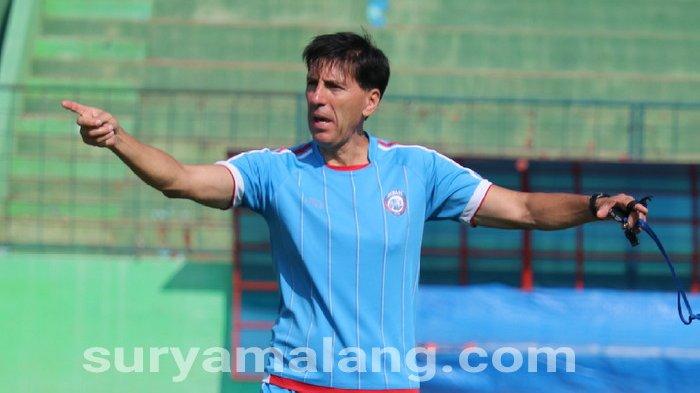Prediksi Pelatih Arema FC Terkait Timnas Indonesia di Piala AFF 2018
