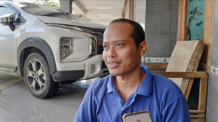 Wantono (40), warga Desa Sumurgeneng, Jenu, miliarder Tuban setelah menjual tanah untuk kilang minyak GRR Pertamina-Rosneft.