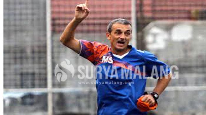 Bursa Transfer Liga 1 2019 – Respon Manajemen dan Aremania Soal Isu Milomir Seslija ke Arema FC