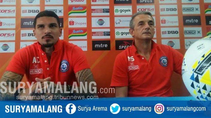 Prediksi Susunan Pemain Persela Vs Arema FC : Siapa Pengganti Arthur Cunha?