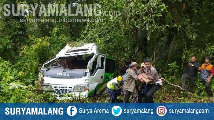 Minibus Terperosok ke Jurang 500 Meter di Banyuwangi, Ini Daftar Korban Tewas, Luka dan Selamat